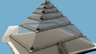 "getlinkyoutube.com-LEXXTEX - 293 - THE HIDDEN SECRET OF THE GREAT PYRAMID""S CONSTRUCTION UNCOVERED"