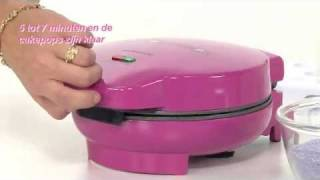 getlinkyoutube.com-Cakepop maker PC12