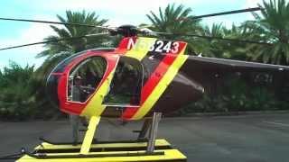 "getlinkyoutube.com-Flying a retro edition of the ""Magnum, P.I."" helicopter"