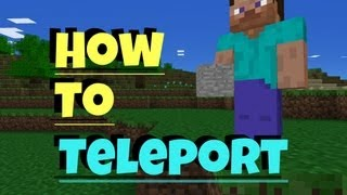getlinkyoutube.com-✔ Minecraft PE - How to Teleport