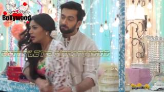 On Location Of TV Serial 'Ishqbaaz' Intense Drama With The Knife