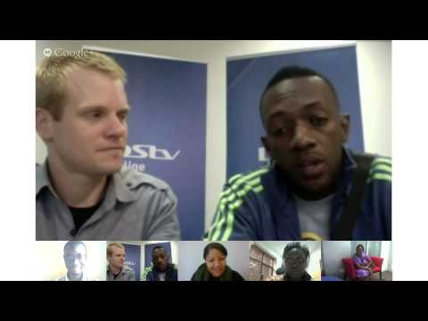 Big Brother The Chase Hangout with Oneal