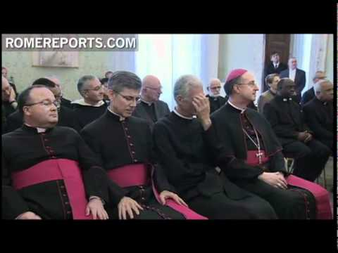 Pope to International Theological Commission
