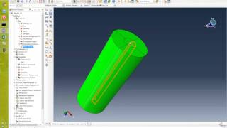 getlinkyoutube.com-Abaqus Mesh Pin and Mesh Convergence
