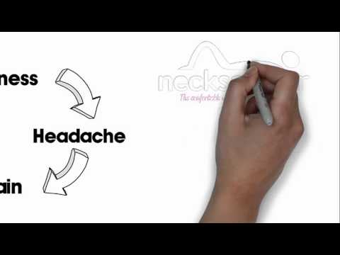necksaviour - neck pain and headache relief