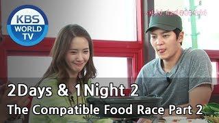 getlinkyoutube.com-2 Days & 1 Night - 1박 2일 : The Compatible Food Race Part.2 (2013.06.30)
