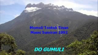 Momoli Tontok Tinan - Masni Sumiran 1992 Karaoke