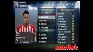 getlinkyoutube.com-PES 2016 liga mx ppsspp