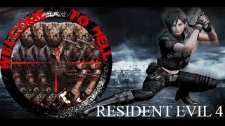 getlinkyoutube.com-Resident Evil 4 - Assignment Ada (Welcome To Hell) Mode HQ
