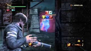getlinkyoutube.com-Resident Evil Revelations 2 Raid Mode Very Hard Ⅵ-06 No Damage & Complation Medallion Leon
