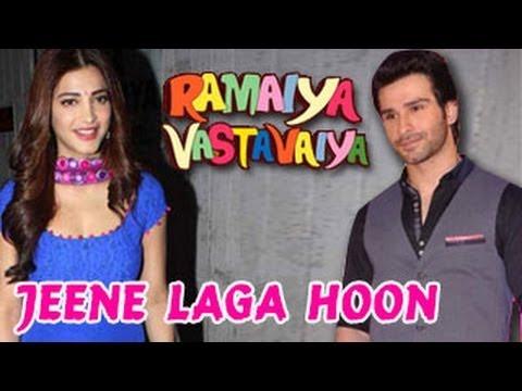 Jeene Laga Hoon Ramaiya Vastavaiya Official Video OUT!