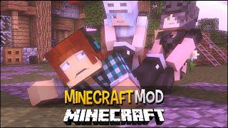 Minecraft Mod: TODOS OS MOBS SÃO MENINAS !! (Mod Mais Fofo do Minecraft) - Personification Mod