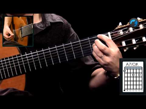 Viol�o de 7 Cordas - Exerc�cio 3 (aula para iniciantes)