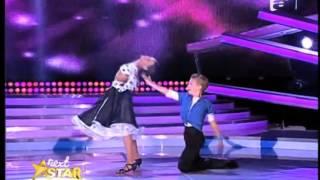 getlinkyoutube.com-Adysa si Andrei sunt campioni la salsa și dansează absolut INCREDIBIL!