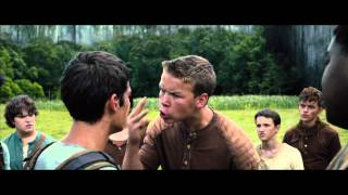getlinkyoutube.com-The Maze Runner -- Featurette with Dylan O'Brien Intro - Regal Cinemas [HD]