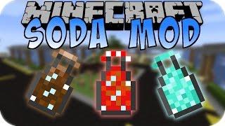 getlinkyoutube.com-Minecraft SODA MOD (Root Beer, Apfelsaft, Orangensaft) [Deutsch]