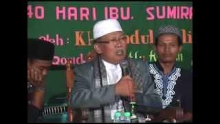 getlinkyoutube.com-Kiai Lucu dan kocak,, kh abdul jalil pati Di tempatnya Mbah Jlegor (kayen -pati)