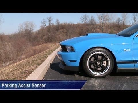 Mustang Curb Alert Front Air Dam Sensor Review