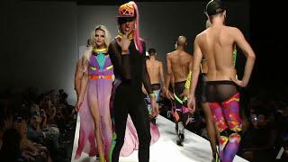 getlinkyoutube.com-Marco Marco LA - SS14 Fashion Runway show