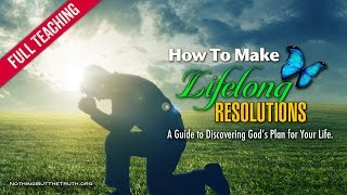 What Is God's Plan For You? Discover It Today & Make Your Resolution
