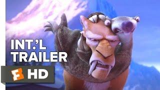 getlinkyoutube.com-Ice Age: Collision Course Official International Trailer #1 (2016) - Ray Romano Animated Movie HD