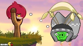 getlinkyoutube.com-Angry Birds Under Pigstruction - 1st Place Bronze League Arena! iOS/iPAD