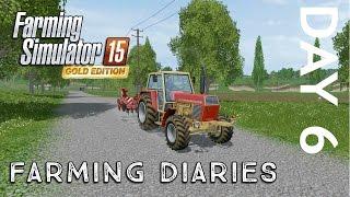 getlinkyoutube.com-Farming Simulator 2015   Gold Edition Diaries   Day Six