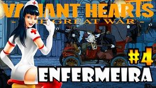getlinkyoutube.com-Enfermeira em Ação - #4 Valiant Hearts the Great War (Legendado Pt-Br)