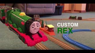 getlinkyoutube.com-Custom Trackmaster Rex