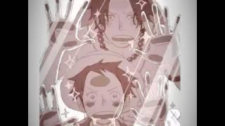 getlinkyoutube.com-One Piece ASL - ace x luffy - ace x marco ♥️