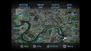 """getlinkyoutube.com-SOVIET STRIKE - Mission 05: """"Kremlin Strike"""" (PS1, SLUS-00061, Greatest Hits Series 1998)"""