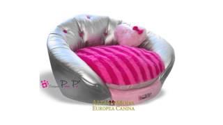 getlinkyoutube.com-Camas para Perros-Alta Moda Europea Canina