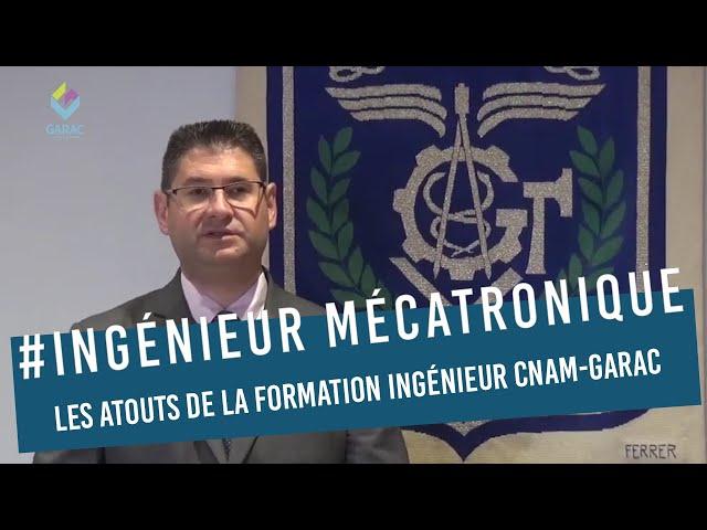 Les atouts de la Formation ingénieur CNAM-GARAC