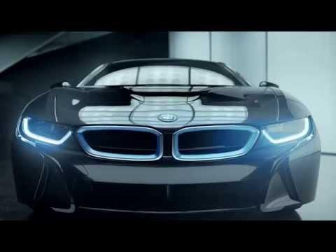 Великолепный BMW i8