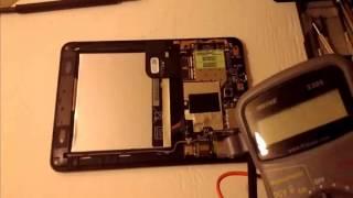 getlinkyoutube.com-DIY - Asus MeMo Pad Hd 7 Repair