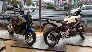 getlinkyoutube.com-【試乗】Honda NC750X DCT 2016