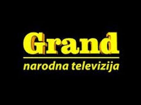 Voditeljke emisije Grand Magazin najavljuju vece sa Lepom Brenom - (TV Grand 2014)