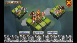 Castle clash/schloss konflikt: Biestmeister im Test