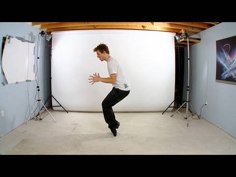 How To Dance Like Michael Jackson [How To Moonwalk Billie Jean Thriller Beat Bad] by Corey Vidal