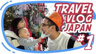 PINDAH KE JEPANG... Bye bye Indonesia... [ Japan Vlog #1 ]