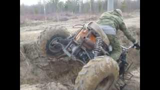 getlinkyoutube.com-испытание квадроцикла из оки