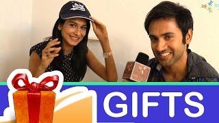 getlinkyoutube.com-Aneri Vajani and Mishkat Varma's gift segment