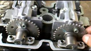 getlinkyoutube.com-suzuki belang - cara setting cam 2 & grindvalve