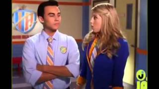 getlinkyoutube.com-Maddie and Diego - More Then Friends - Every Witch Way