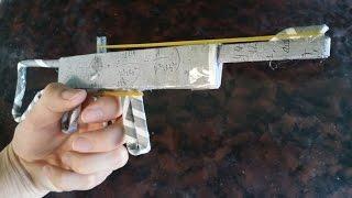 getlinkyoutube.com-как сделать пистолет с использованием бумаги