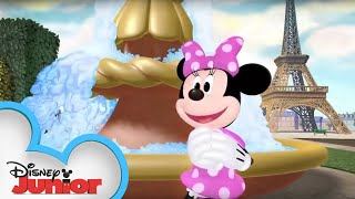 getlinkyoutube.com-For the Birds | Minnie's Bow-Toons | Disney Junior