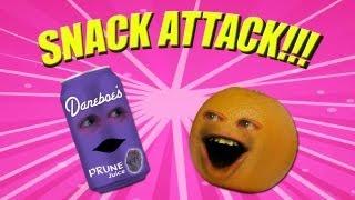 getlinkyoutube.com-Annoying Orange - Snack Attack (ft. Jamie Oliver)