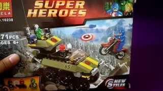 getlinkyoutube.com-เลโก้จีนรีวิว BELA SUPER HEROES No.10238  By.T&J ToyS Review
