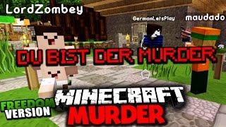 DER START VON MINECRAFT FREEDOM MURDER width=