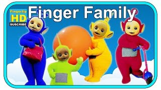 getlinkyoutube.com-Finger Family Song | Teletubbies Family Finger Nursery Rhymes | Rhymes for Kids